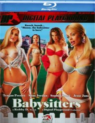 Babysitters:  Babysitters Blu-ray Porn Video