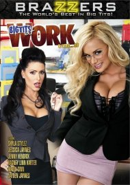 Big Tits At Work Vol. 8:  Big Tits At Work Vol. 8 Porn Video