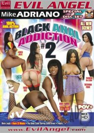 Black Anal Addiction #2