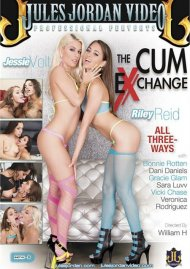 Cum Exchange, The:  Cum Exchange, The Porn Video