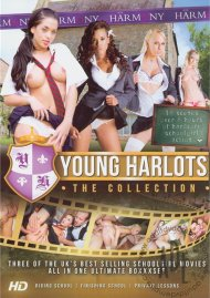 Young Harlots: The Collection:  Young Harlots: The Collection Porn Video