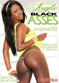 Angelic Black Asses Porn Video