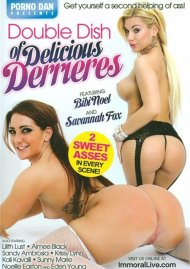 Double Dish Of Delicious Derrieres
