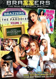 Brazzers Presents: The Parodies 3:  Brazzers Presents: The Parodies 3 Porn Video