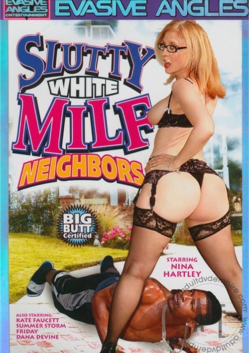 Slutty White Milf Neighbors 14