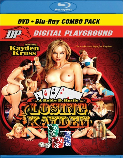 Losing Kayden (DVD + Blu-ray Combo) Boxcover