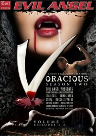 Voracious: Season Two Vol. 1:  Voracious: Season Two Vol. 1 Porn Video