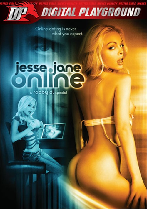 Jesse Jane Online Boxcover