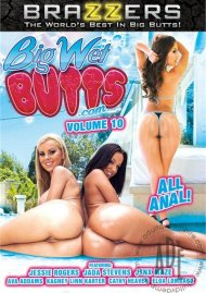 Big Wet Butts Vol. 10:  Big Wet Butts Vol. 10 Porn Video