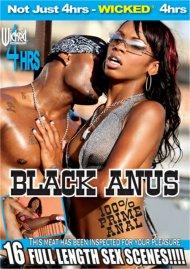 Black Anus Porn Video