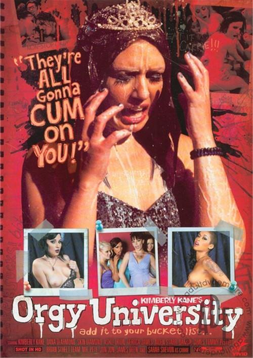 Orgy University Boxcover