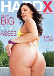 Big Anal Asses Vol. 2