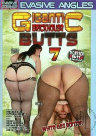Gigantic Brick-House Butts 7