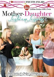 Mother-Daughter Lesbian Lessons 4:  Mother-Daughter Lesbian Lessons 4 Porn Video