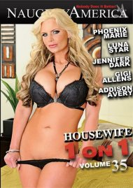 Housewife 1 On 1 Vol. 35:  Housewife 1 On 1 Vol. 35 Porn Video