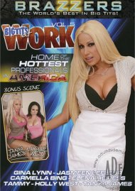 Big Tits at Work Vol. 5:  Big Tits at Work Vol. 5 Porn Video