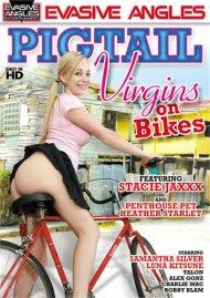 Pigtail Virgins On Bikes Porn Video