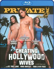 Cheating Hollywood Wives:  Cheating Hollywood Wives Blu-ray Porn Video