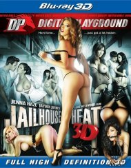 Jailhouse Heat In 3D:  Jailhouse Heat In 3D Blu-ray Porn Video
