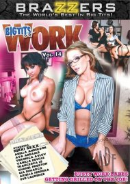 Big Tits At Work Vol. 14:  Big Tits At Work Vol. 14 Porn Video