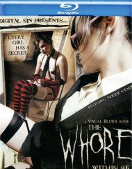 Whore Within Me, The:  Whore Within Me, The Blu-ray Porn Video