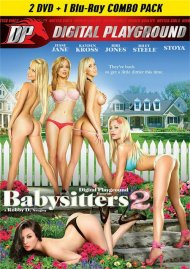 Babysitters 2 (DVD + Blu-ray Combo):  Babysitters 2 (DVD + Blu-ray Combo) Porn Video