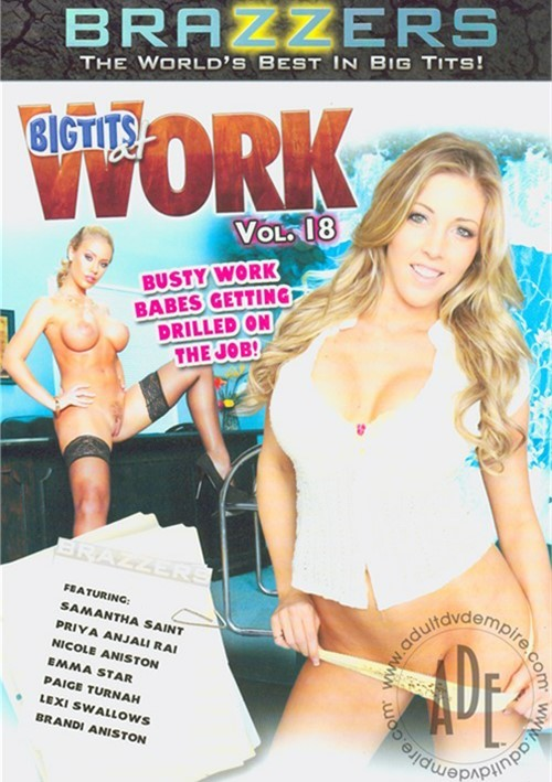 Big Tits At Work Vol. 18 Boxcover
