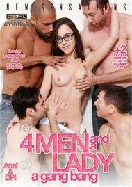 4 Men And A Lady: A Gang Bang:  4 Men And A Lady: A Gang Bang Porn Video