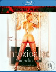Intoxicated:  Intoxicated Blu-ray Porn Video