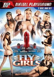 Fly Girls:  Fly Girls Porn Video