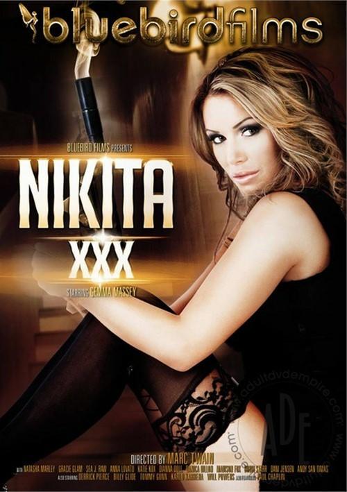 Nikita XXX Boxcover