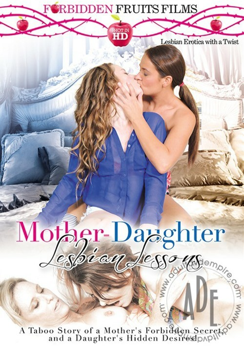 Mother-Daughter Lesbian Lessons Boxcover