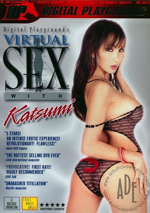 Virtual sex with katsumi