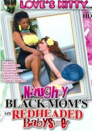 Naughty Black Mom's On Redheaded Babysitter