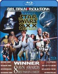 Star Wars XXX: A Porn Parody:  Star Wars XXX: A Porn Parody Blu-ray Porn Video
