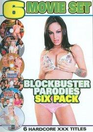 Blockbuster Parodies Six Pack:  Blockbuster Parodies Six Pack Porn Video