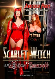 Scarlet Witch VS Black Widow And Batwoman:  Scarlet Witch VS Black Widow And Batwoman Porn Video