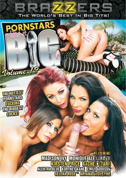 Pornstars lik it big
