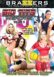 Big Tits In Sports Vol. 9 Porn Video
