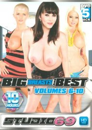 Big Breasts Are Best Vol. 6-10