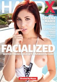 Facialized:  Facialized Porn Video