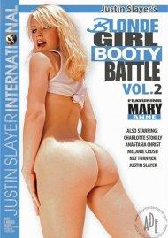 Blonde Girl Booty Battle Vol. 2:  Blonde Girl Booty Battle Vol. 2 Porn Video