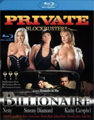 Billionaire:  Billionaire Blu-ray Porn Video