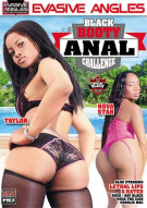 Black Booty Anal Challenge Porn Video