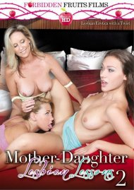 Mother-Daughter Lesbian Lessons 2 Porn Movie