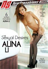 Sexual Desires Of Alina Li, The