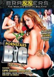 Pornstars Like It Big Vol. 21:  Pornstars Like It Big Vol. 21 Porn Video