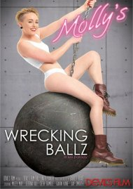 Mollys Wrecking Ballz: A XXX Parody:  Mollys Wrecking Ballz: A XXX Parody Porn Video