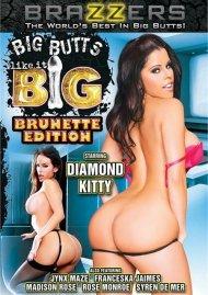 Big Butts Like It Big: Brunette Edition:  Big Butts Like It Big: Brunette Edition Porn Video