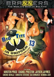 Big Tits In Uniform 13:  Big Tits In Uniform 13 Porn Video